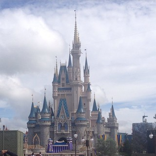 Spent a day at Magic Kingdom