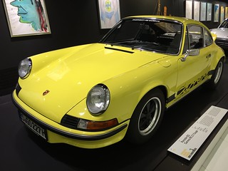 Porsche Museum 2015 May