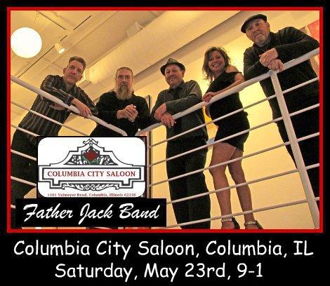 Father Jack Band 5-23-15