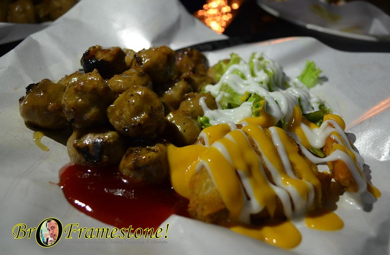 Set Meatball - A&J Burger Grill, Sungai Buloh