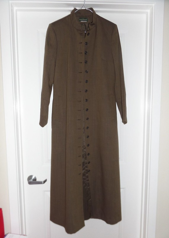 Regency Coat Before