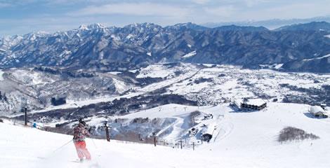 Hakuba Valley, Japan