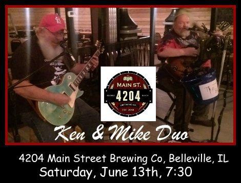 Ken & Mike Duo 6-13-15