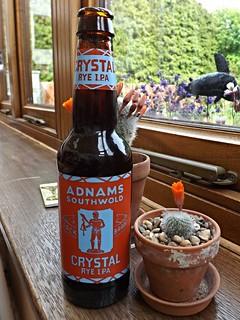 Adnams, Southwold Jack Brand Crystal Rye IPA, England