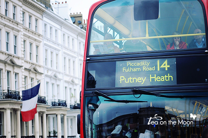 Londres con niños, los transportes