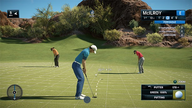 5e07ee92d76948 The Online Features of EA SPORTS Rory McIlRoy PGA TOUR