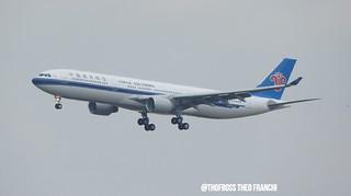 A330 China southern F-WWYS msn1636