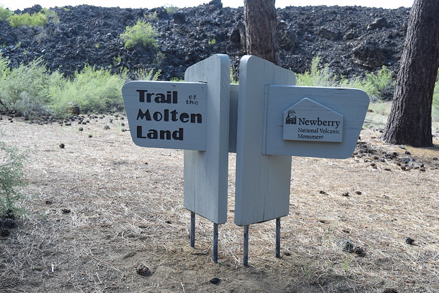 Lava Land, Newberry National Volcanic Monument, Oregon
