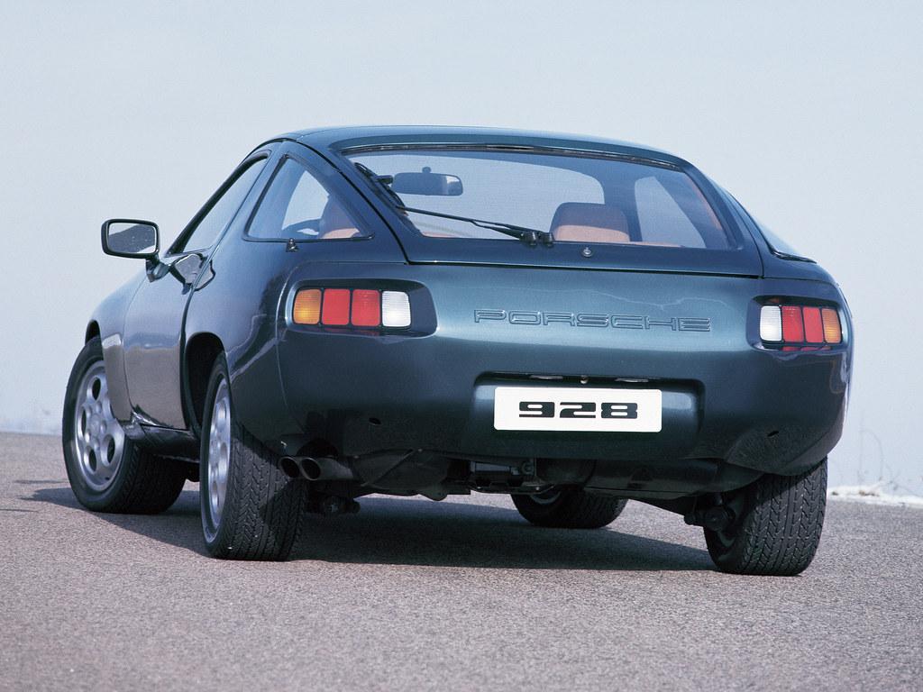 Porsche 928. 1977 – 1982 годы