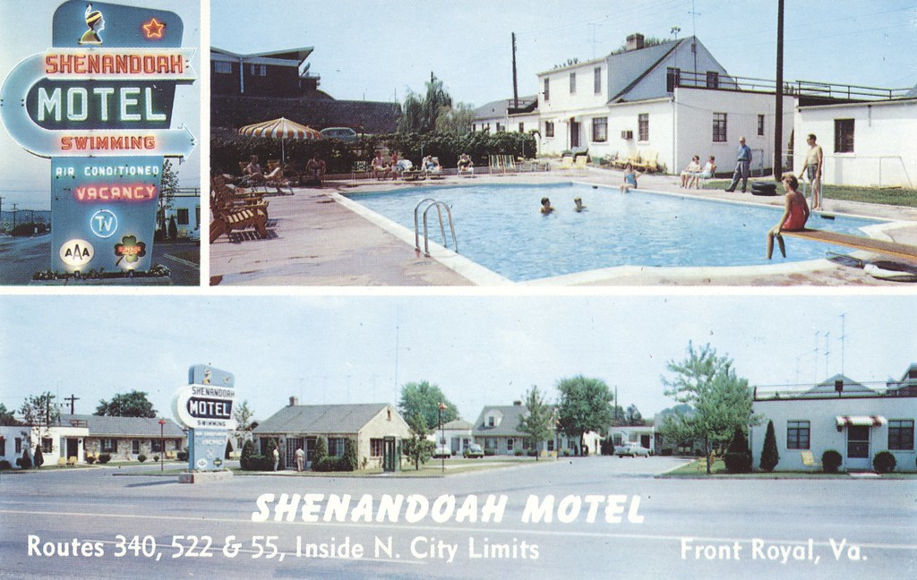 Shenandoah Motel - Front Royal, Virginia