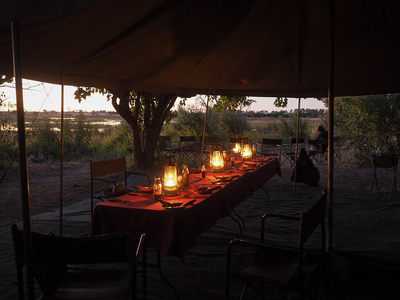 Okavango Delta Elephant Camp
