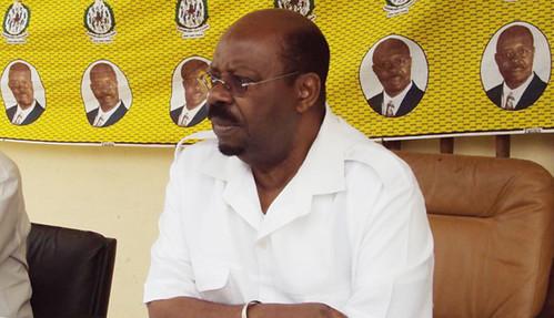 Paul Mba Abessole