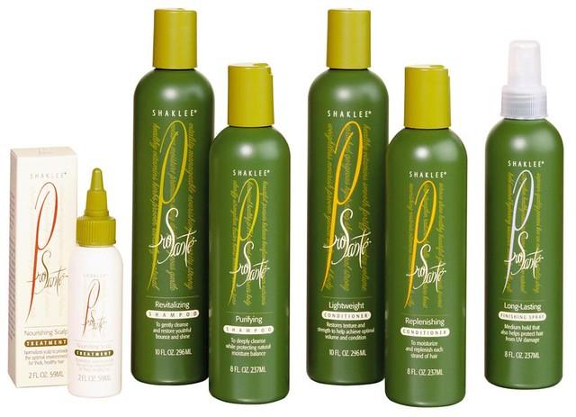 Shaklee Prosante Hair Care