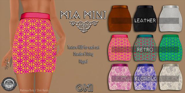 OXI Mia Mini
