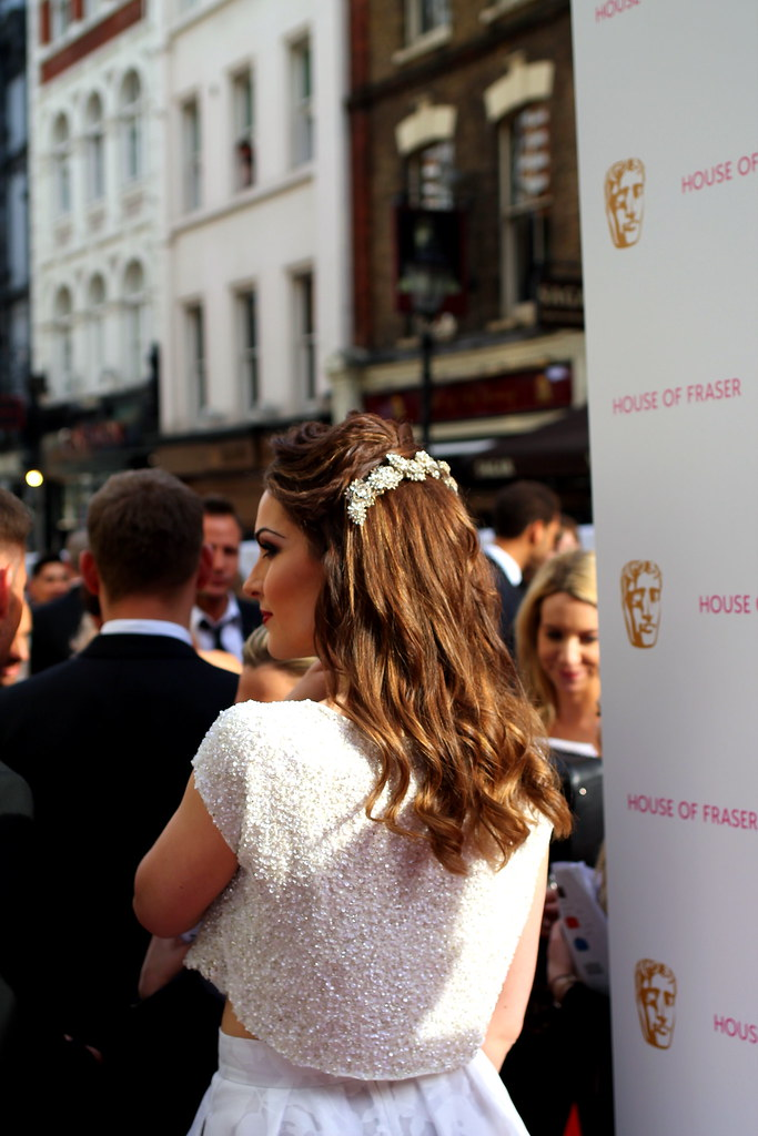 BAFTA Red Carpet 2015 (28)