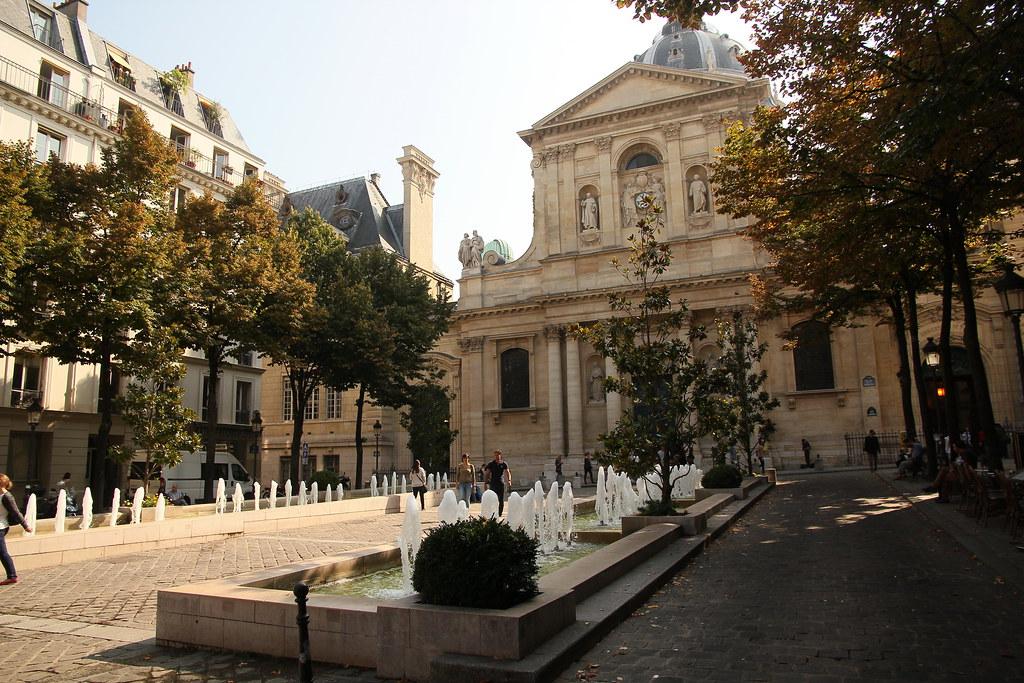 chapelle de la sorbonne. Place De La Sorbonne: Avec Chapelle Paris: Sorbonne