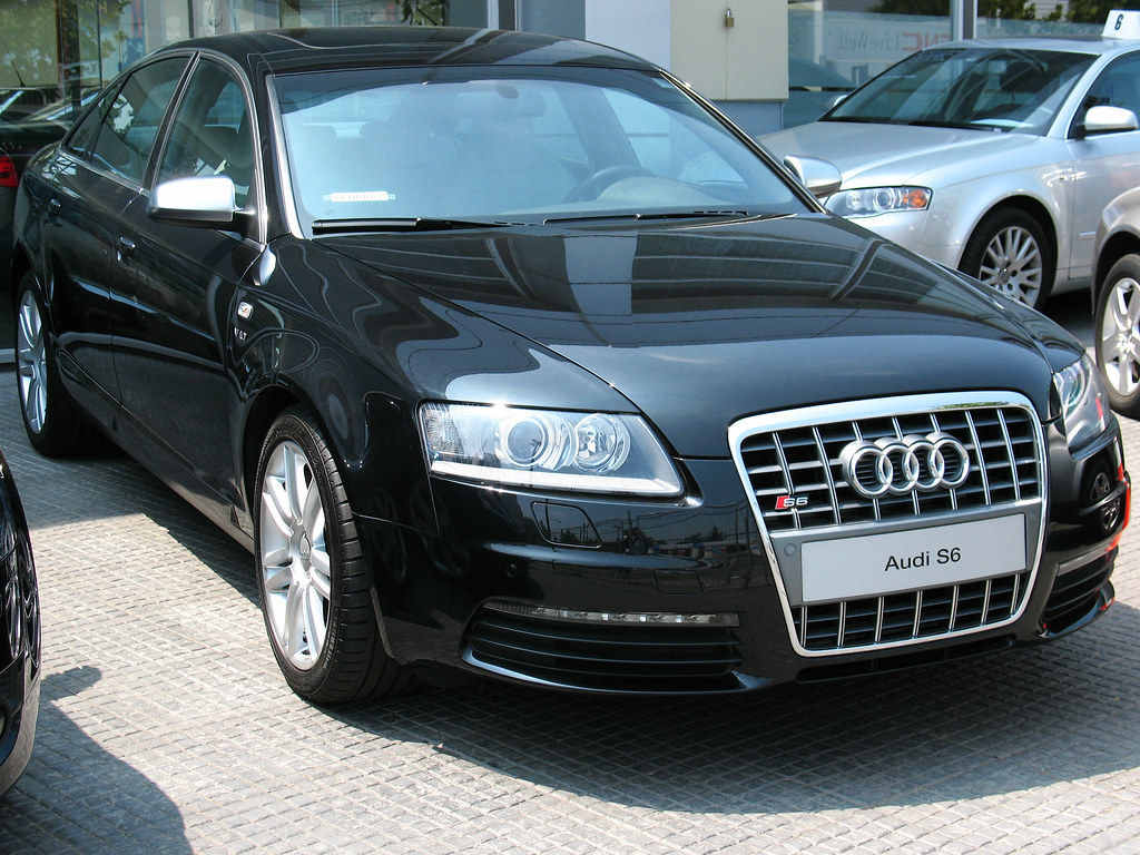 audi s6 v10 2009 rl gnzlz flickr. Black Bedroom Furniture Sets. Home Design Ideas