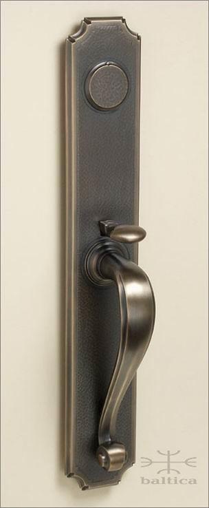 ... DoorHardwareLux Luxury Door Hardware   Riverwind Thumblatch   By  DoorHardwareLux