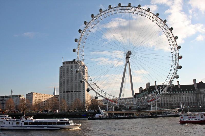 17度C用中文遊london搭渡輪遊泰晤士河-Citycruises攻略 (6)