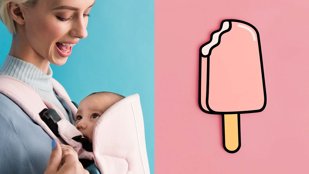 BabyBjörn Ice Cream Collection