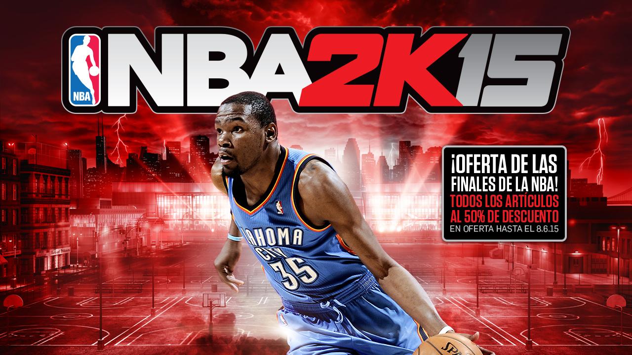 NBA 2K15 Sale