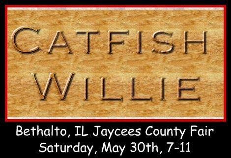 Catfish Willie 5-30-15