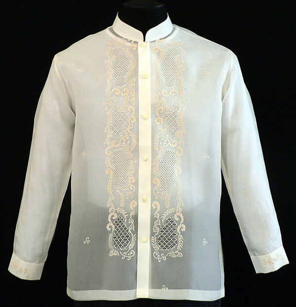 Barong Dress Design