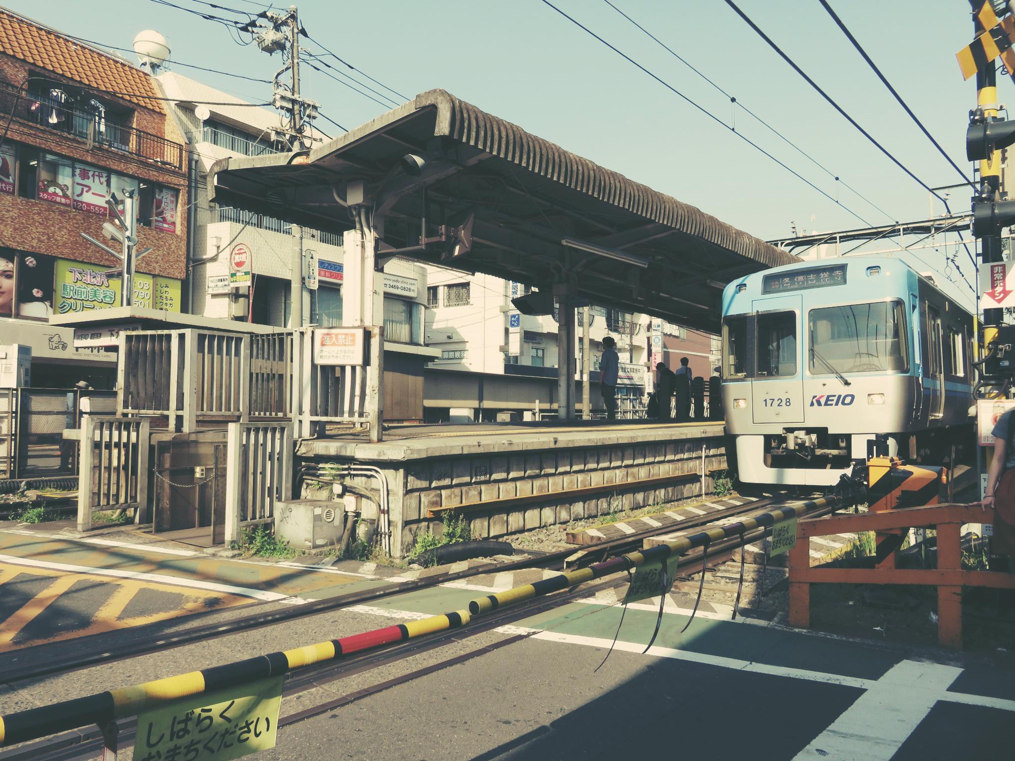 """""""Shimokita-train"""""""