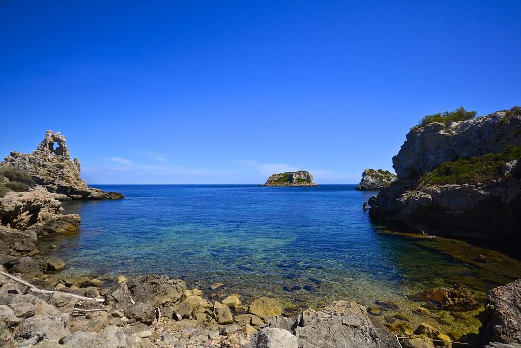 Pianosa, the emerald isle