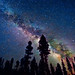 Stars at Mt. Shasta