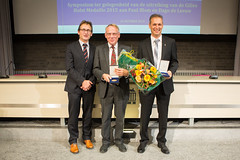 Gilles Holst Medaille 2015