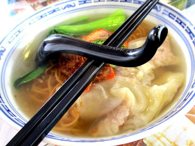 Noodle House wanton QQ noodle soup