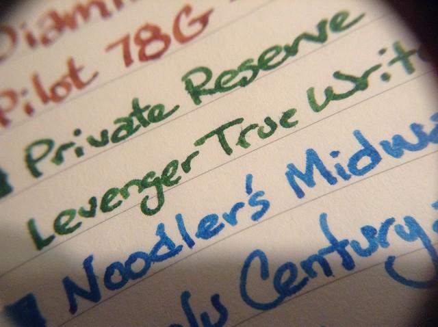 Paper-oh Cahier Ondulo B7 by Inktronicsblog.com