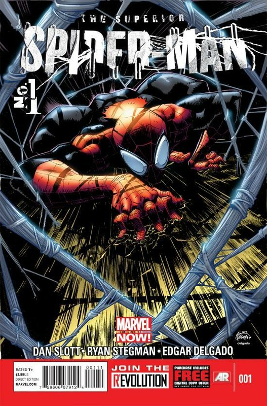 Marvel NOW! Superior Spider-Man 1