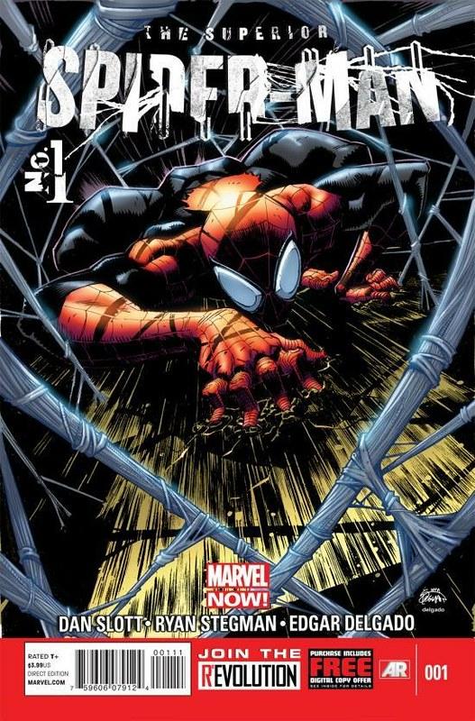 Marvel NOW! Superior Spider-Man 1