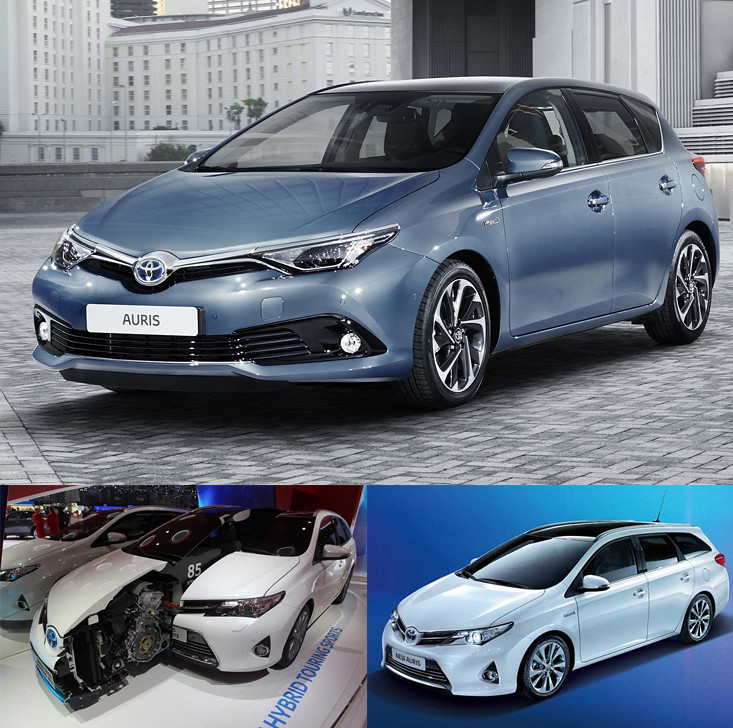 Toyota Auris 2016 >> Toyota Auris 2016 Toyota Introduces New Turbo Engines For
