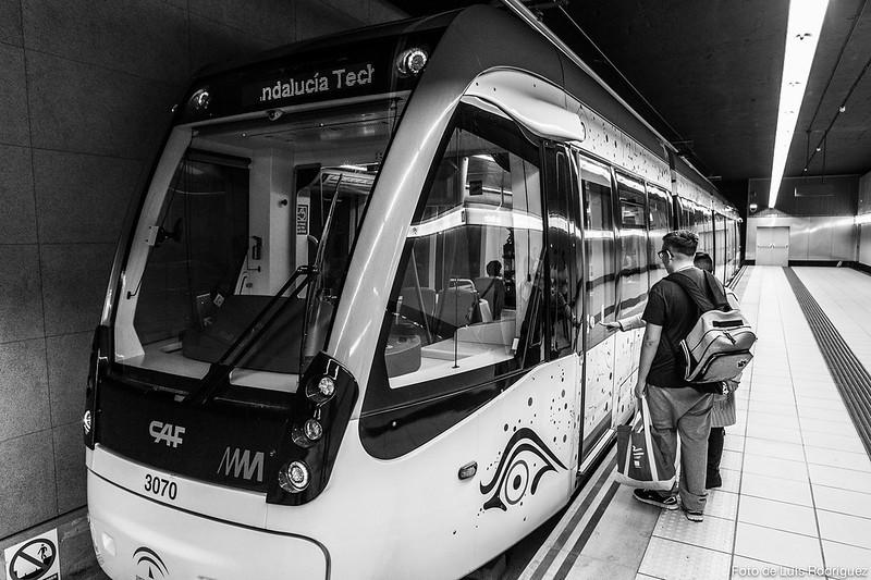 Visita al Metro de Málaga-14