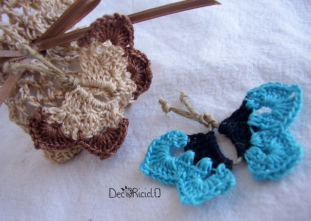 farfalline spago e cotone 5