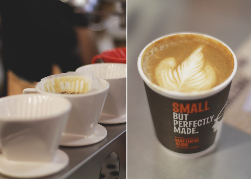 London Coffee Festival 2015, Bumpkin Betty
