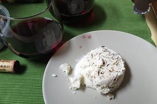 Navarro Vineyard Pinot Noir - Deep End Blend pairing Cypress Grove Chevre