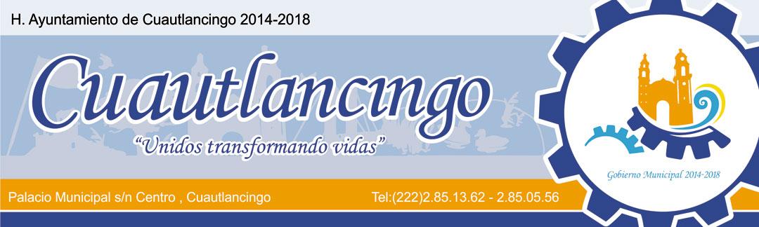 H. Ayuntamiento de Cuautlancingo 2014-2018