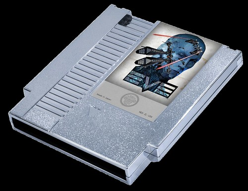 Drifter Wars Game Cartridge