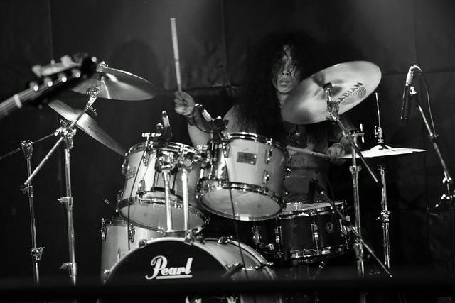 熊のジョン live at Outbreak, Tokyo, 08 Jun 2015. 145
