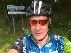 Ornoth entering West Virginia