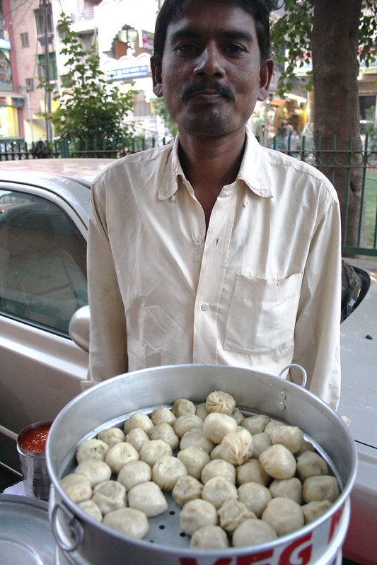 City Food - Momos, Around Town