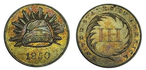 Numismatic Auctions sale #57 lot 0870