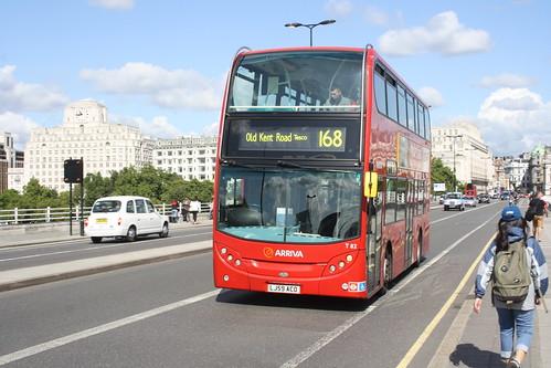 Arriva London North T82 LJ59ACO