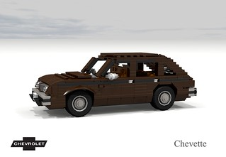Chevrolet Chevette 5-Door Hatchback (1978), From the Film 'Falling Down' (1993)