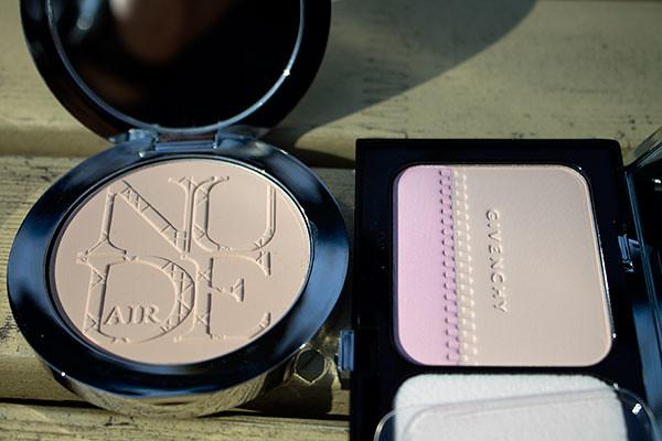 Givenchy в сравнении с новыми Dior Air