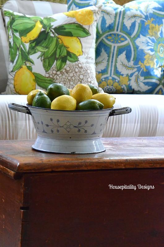 Vintage Colander-Housepitality Designs